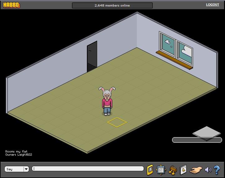 Worlds In Motion S Online World Atlas Habbo Hotel Habbo