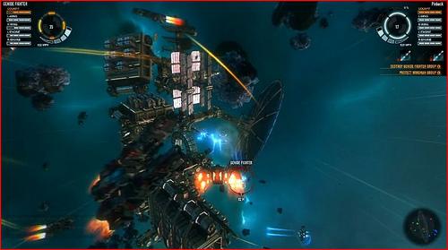 New Screenshots & HD Gameplay Video - Black Prophecy News